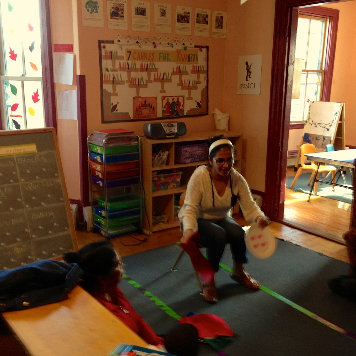 The Boston K1DS Project: Implementing a New Curriculum in Community-based Preschools