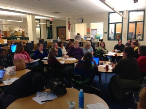 Springfield's early education PLC at the Boland Elementary School